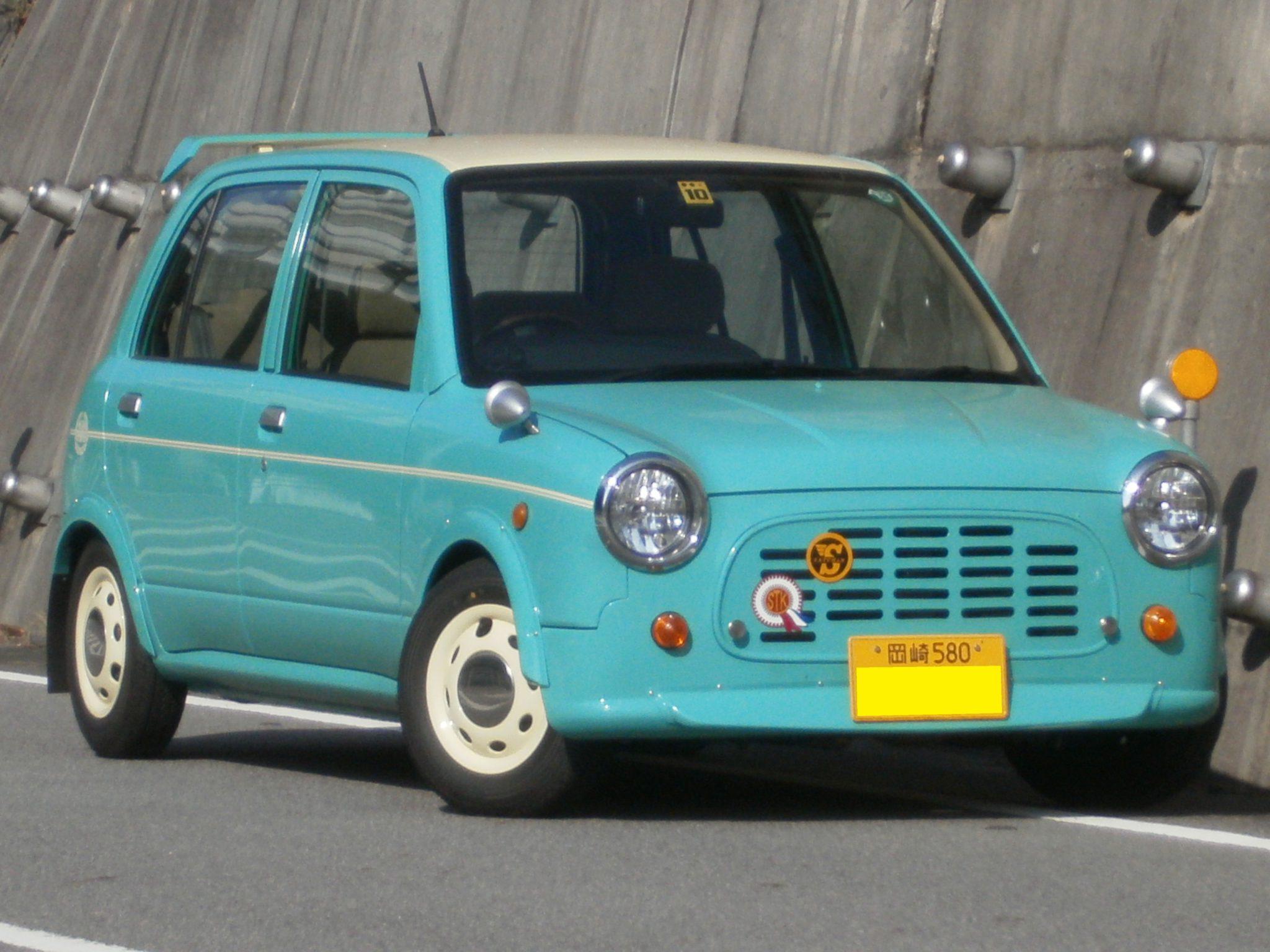 H11年式ミラ(5ドア) L700S