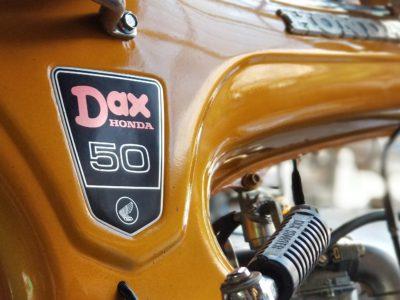 Dax HONDA 強化クラッチ交換