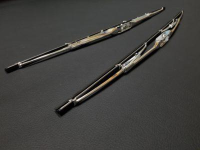 メッキ ワイパーブレードセット(NAタイプ)